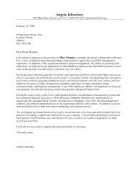 Sample Cover Letter Harvard The Best Letter Sample