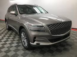 The gv80 has an upscale look and feel that comes in at a price slightly lower than its competitors. New Genesis Gv80 Vehicles For Sale In Wisconsin At Bergstrom Automotive