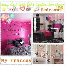 diy bedroom crafts site about children easy diy projects for bedroom