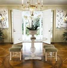 round entryway table decor best round entry table ideas only on round foyer endearing round entryway table round entrance table decor