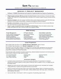 Asset Management Resume Elegant 51 Inspirational It Asset Management