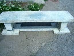 decorative outdoor benches fresh cement garden bench concrete furniture cape town out outdoor concrete