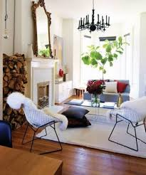 Small Spaces Living Room Decorating Small Room With Mirrors Pertaining To Encourage