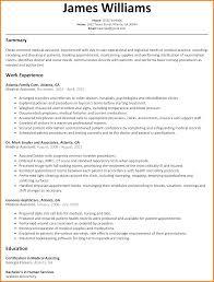 8 Ma Resume Examples G Unitrecors