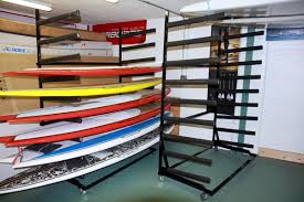 stand up paddle board storage racks