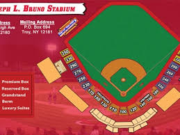 Joe Bruno Stadium Seating Chart Valleycats Baseball Valleycats On Pinterest