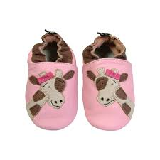 Tommy Tickle Baby Shoes Size Chart Baby Tommy Tickle Pink Giraffe Crib Shoes Products Pink