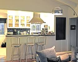 ... Stylish One Room Apartment Kitchen Apartment Living Room Impressive Living  Room And Kitchen ...