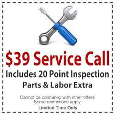 garage door repair coupon