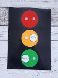 Traffic Light Chart Behaviour Behaviour Chart Traffic Light Chart Promote Postive Behaviour Behaviour Chart For Girls Behaviour Chart For Boys Visual Behaviour Chart