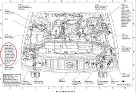 1996 lincoln engine diagram 1996 wiring diagrams