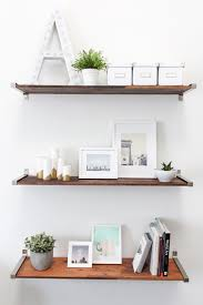Small Picture Wall Shelves Design Best 20 Build Wood Wall Shelves Collection