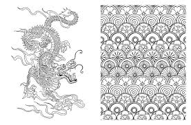 coloring designs posh coloring book anese designs for fun relaxation pages ans coloring pages