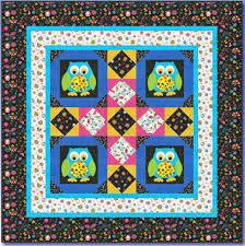 Quilt Inspiration: Free Pattern Day: Owls ! &  Adamdwight.com