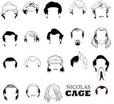 Hair Style Quiz quiz the evolution of nicolas cages hair broadsheetie 3212 by wearticles.com