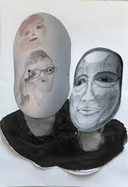 Joanna Jones & Clare Smith - Masks Mirages and the Morphic Self - London  Biennale