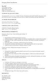 Medical Surgical Nurse Resume Mysetlist Co