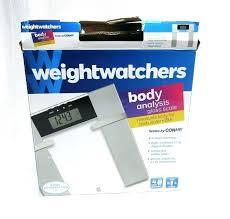 conair weight watchers scale weight watchers ysis glass scale weight watchers ysis glass scale by lb capacity weight weight watchers
