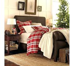 red plaid duvet covers plaid duvet covers king red red and black plaid flannel duvet cover