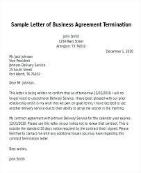 Business Cancellation Letter Sample Lrnsprk With Regard To