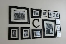 pin noble gallery wall large collage frame what note frames sizes multi white family silver black