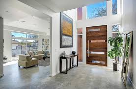 Beautiful Modern Foyer Designs That Will Welcome You on Design Dilemma  Decorating A Two Story Entry