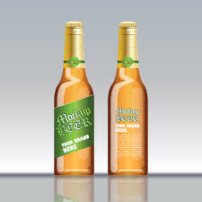 Tranparent Labels Transparent Labeling Custom Beverage Labels Flexo Graphics