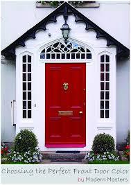 modern front door colors. Exellent Door Choosing The Perfect Front Door Color On Modern Colors