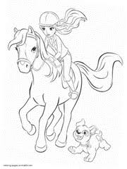 Small Picture Pets coloring pages Lego Friends movie