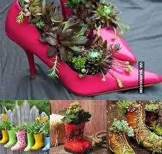 30 Fascinating Low Budget DIY Garden Pots