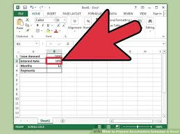 Home Amortization How To Prepare Amortization Schedule In Excel 10 Steps