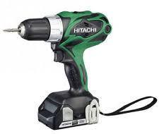 hitachi cordless drill. hitachi ds18dsal 18v li-ion 1/2\ cordless drill c