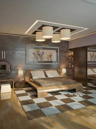 Modern Lighting Bedroom Modern Ceiling Lights With Hanged Pendant Fixtures And Curved