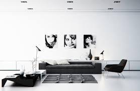 Interior Design White Living Room Black And White Living Room Interior Design Ideas