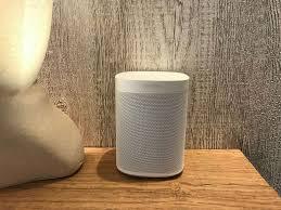 introducing sonos one the ultimate bathroom speaker
