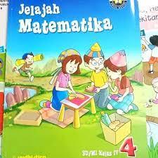 Dia ingin membagikan kepada 5 orang sahabatnya dengan bagian yang sama. Jual Jelajah Matematika Kelas 4 Sd Kota Bekasi Toko Buku Rhiema Tokopedia