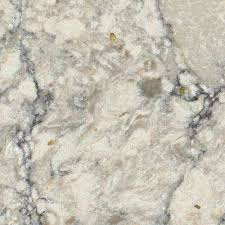 quartz countertop sample in intermezzo