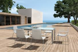 outdoor modern patio furniture modern outdoor. Inspirations Modern Patio Sets And Dining Set Archives LA Furniture Contemporary Outdoor