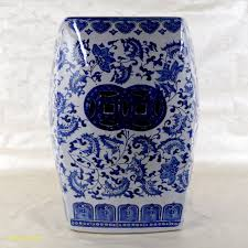blue and white garden stool inspirational oriental ceramic garden stool 18 featuring weatherproof blue