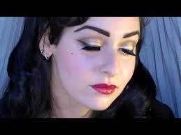 dita von teese makeup tutorial teaser perrier mansion advert burlesque princess jasmine look you