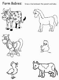 In addition to being fun, this alphabet activities for preschoolers help kids work on strengthening fine motor skills they will need for writing fun alphabet coloring pages. Coloring Book Pages For 3 Year Olds Animal Worksheets Spring Animals Preschool Worksheets