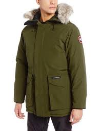 Canada Goose Ontario Parka, Military Green, X-Large