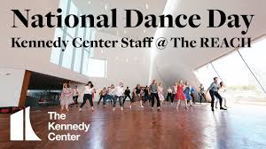 National Dance Day 2019 Kennedy Center Staff The Reach