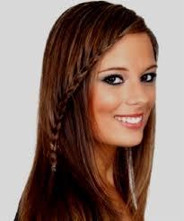 Tendencia Peinados Sencillos Con El Pelo Suelto Lacio Peinados