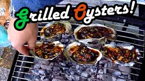 Recipe - Grilled Oysters - Chinese ...
