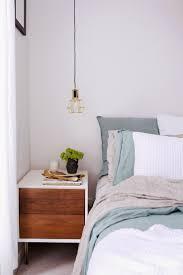 Best 25 Night Table Ideas On Pinterest Simple Bedroom Decor