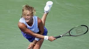 Sabalenka ends Marino's strong WTA run ...