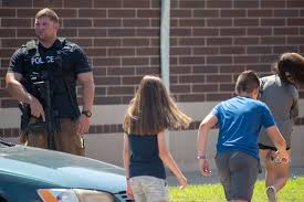 A Student Is In Custody After Noblesville West Middle School
