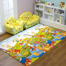 eco friendly rugs for nursery