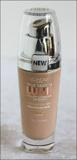 makeupalley review l oreal true match lumi healthy luminous makeup amazing and natural foundation